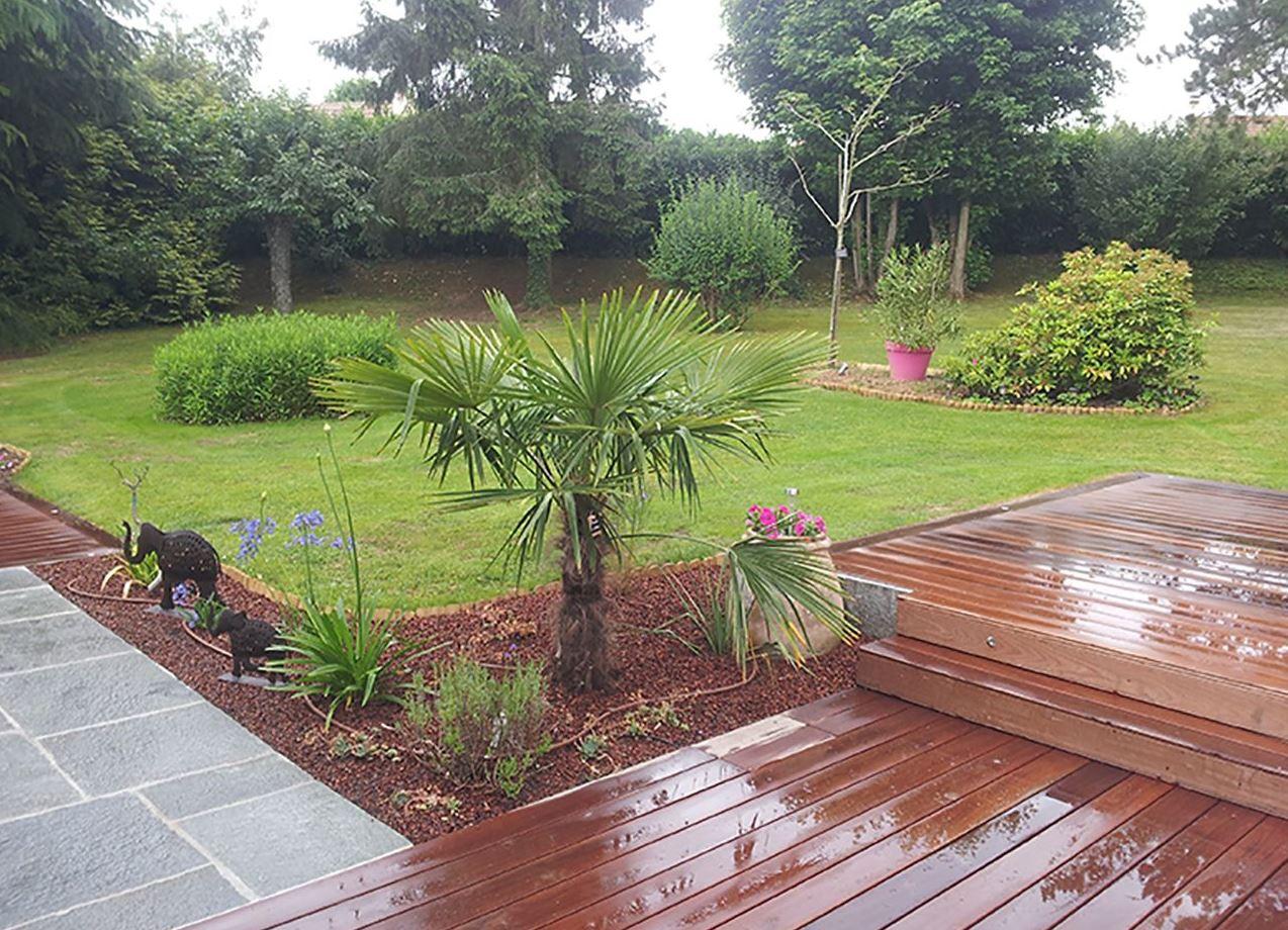 Réussir la pose de terrasse en bois à Rennes