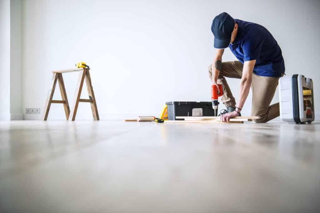 Artisan pose et rénovation parquet sol