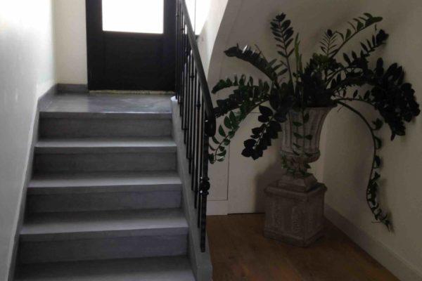 Escalier beton cire parquet carreaux ciments nantes 1 copie